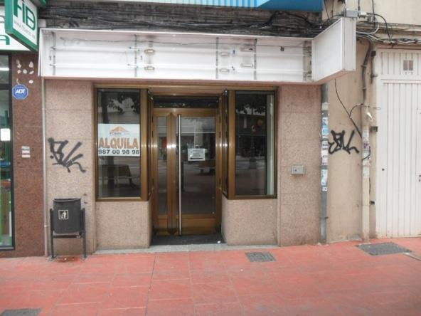 Local Comercial en Alquiler en Zona Centro Ponferrada